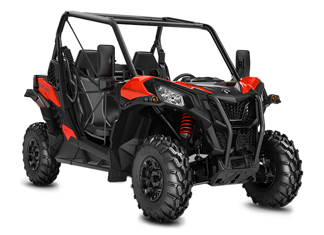 MAVERICK TRAIL DPS 800-1000 T