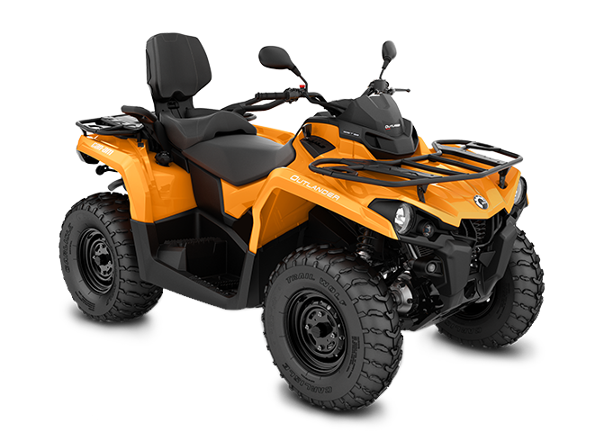 OUTLANDER MAX DPS 450-570 T